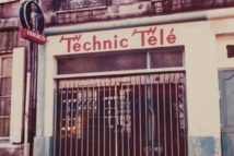 1964, la première boutique !