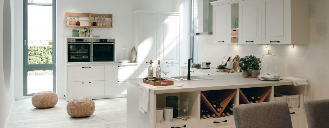 Pure Emotion Cuisine Brigitte installée par votre cuisiniste région de Caen