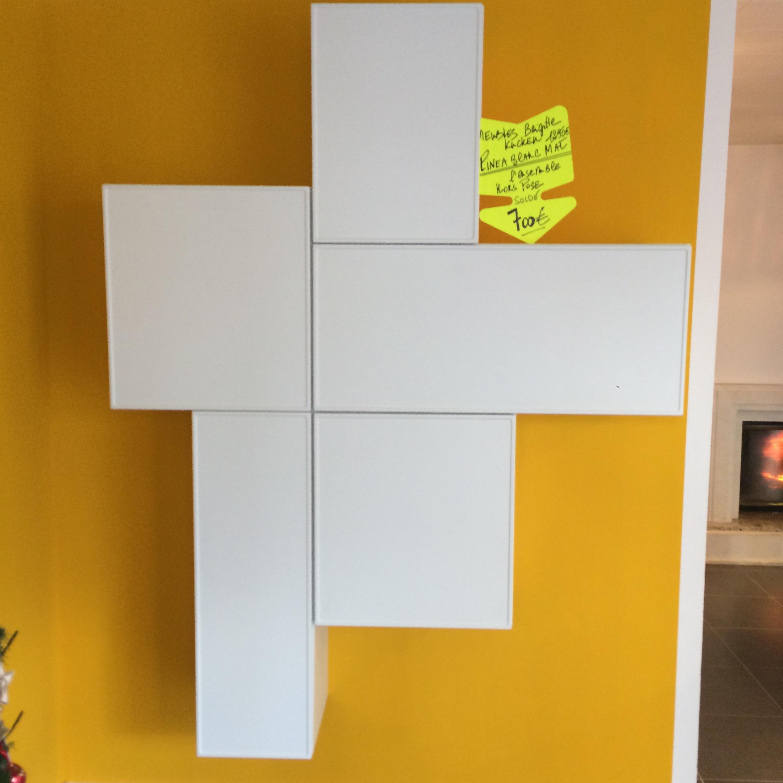 cuisine d 39 exposition meubles hauts. Black Bedroom Furniture Sets. Home Design Ideas