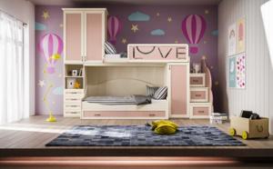 Chambre pour enfant Old Giessegi