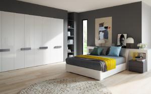 Chambres adultes Giessegi Caen